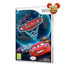Disney Pixar Cars 2 - Wii
