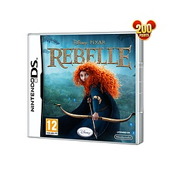 Disney Pixar Rebelle - DS