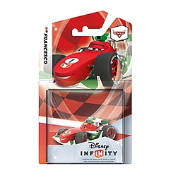 Figurine interactive Disney INFINITY, Francesco Bernoulli