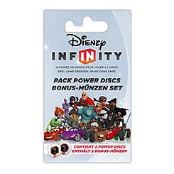 Ensemble de 2 Power Discs Disney INFINITY