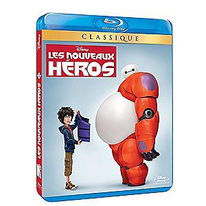 Blu-ray Les Nouveaux Héros