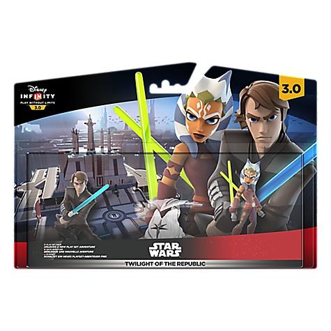 Pack Aventure, Disney INFINITY 3.0 : Star Wars, Twilight of the Republic