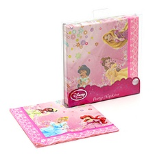 Ensemble de 20 serviettes en papier Princesses Disney