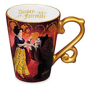 Mug Blanche Neige et la Sorcière, de la collection Disney Fairytale Designer