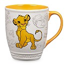 Mug Simba, Collection Animation