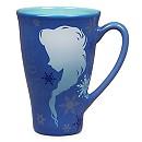 Mug silhouette La Reine des Neiges