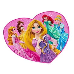 Set de table Princesses Disney