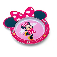 Assiette Minnie Mouse