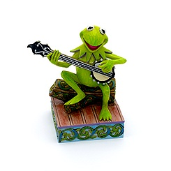 Figurine Kermit la grenouille Jim Shore Disney Traditions