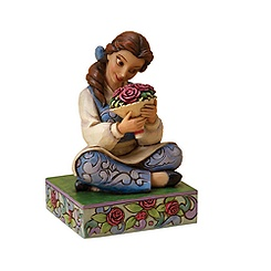 Figurine de Belle Jim Shore Disney Traditions