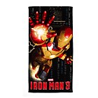 Serviette de plage Iron Man