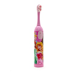 Brosse à dents rotative à minuterie Princesses Disney