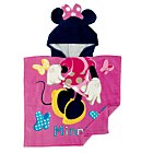 Serviette à capuche Minnie Mouse