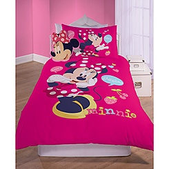 Parure de lit Minnie Mouse