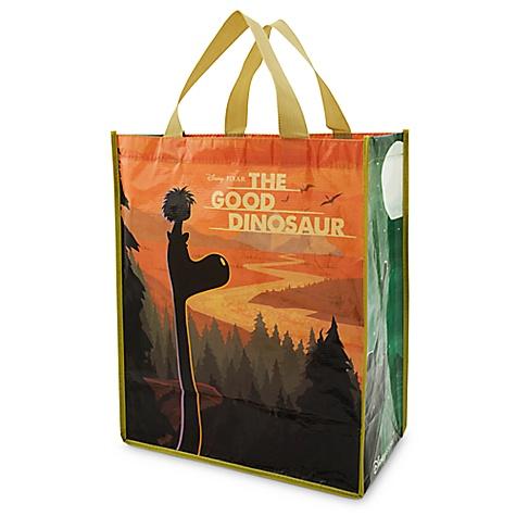 Sac de shopping Le Voyage d'Arlo réutilisable
