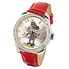 Montre bracelet rouge Minnie Ingersoll Classic Time