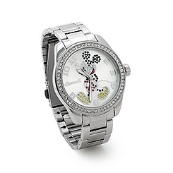 Montre en diamant Mickey mouse
