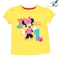 T-shirt Minnie Mouse pour enfants de 1 an