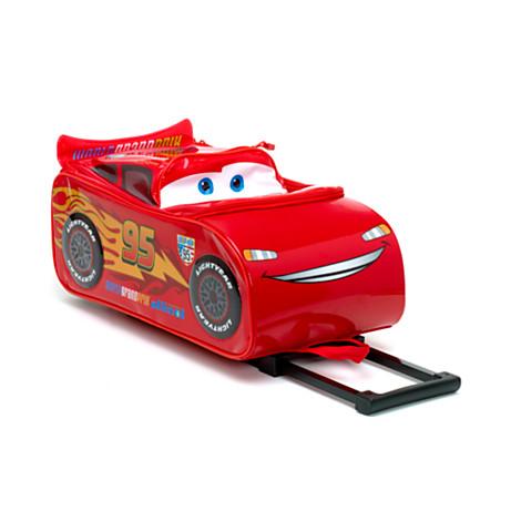 Valise à roulettes Flash McQueen de Disney Pixar Cars