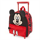 Petite valise à roulettes Mickey Mouse