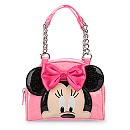 Sac à main Minnie Mouse pailleté