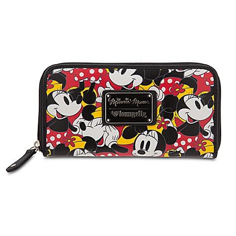 Porte monnaie Minnie Mouse par Loungefly Disney