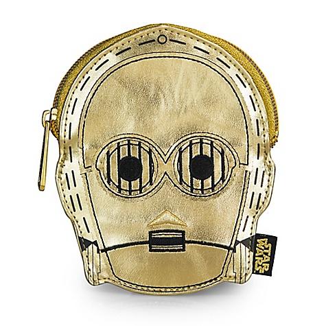 Porte-monnaie C-3PO par Loungefly, Star Wars
