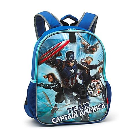 Sac à dos réversible Captain America et Iron Man de Captain America: Civil War
