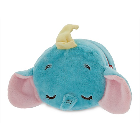 Trousse de maquillage Dumbo en peluche