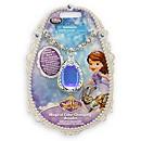Amulette à couleur changeante Princesse Sofia