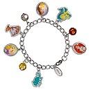 Bracelet à breloques Princesses Disney