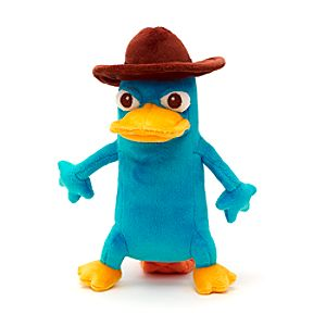 Mini peluche Perry
