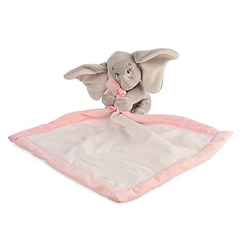 Doudou Dumbo rose pour bébé