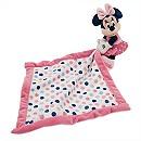 Doudou Minnie Mouse pour bébé