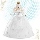 Poupée La Reine Blanche, Alice de l'Autre Côté du Miroir