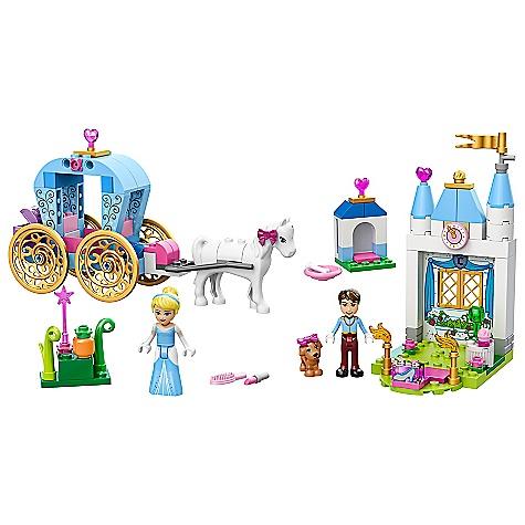 Ensemble LEGO Le carrosse de Cendrillon