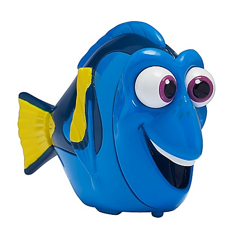 Dory Swigglefish, Le Monde de Dory