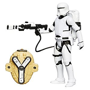 Figurine Desert Mission Flametrooper de 9,5 cm Star Wars : Le Réveil de la Force