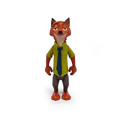 Grande figurine Nick Wilde, Zootopie