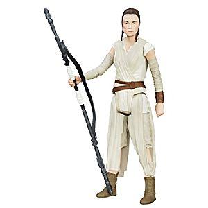 Figurine articulée de 30 cm Titan Hero Rey sur Jakku, Star Wars : Le Réveil de la Force