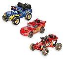 Ensemble de 3 véhicules miniatures Les 500 miles de Radiator Springs
