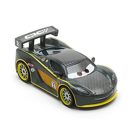 Voiture miniature Lewis Hamilton Disney Pixar Cars