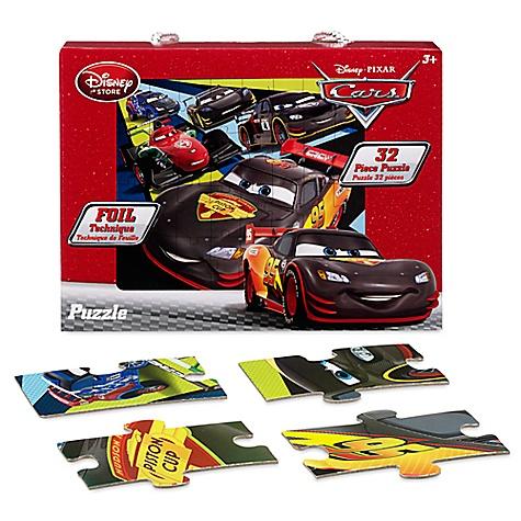 Puzzle 32 pièces Disney Pixar Cars