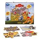 Puzzle 24 pièces La Garde du Roi Lion