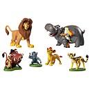 Ensemble de figurines La Garde du Roi Lion