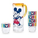 Ensemble pichet, 5 tasses, Collection Summer Fun