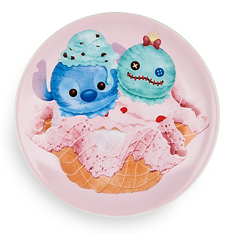 Petite assiette Stitch Tsum Tsum