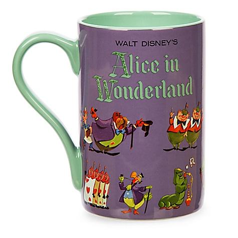 Mug Alice au Pays des Merveilles style rétro