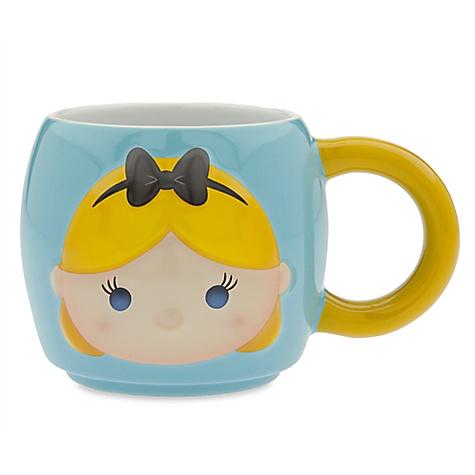 Mug personnage Tsum Tsum Alice, Alice au Pays des Merveilles