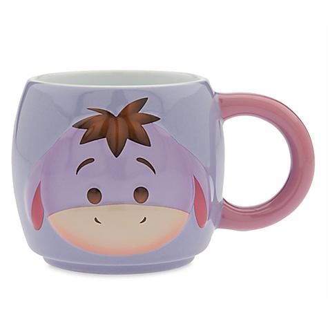Mug Tsum Tsum Bourriquet, Winnie l'Ourson